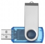 USB stick Twister Transparant 2GB