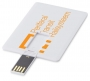 USB Stick Credit Card Slim 4GB